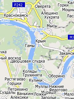 Карта Пермского Края С Населенными Пунктами Скачать - фото 9