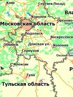 Карта россии для garmin