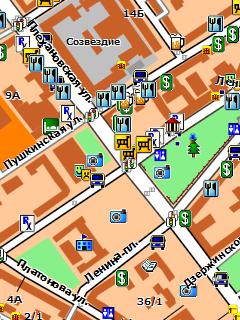 Карта воронежа для навител 75 nm7 - 32a