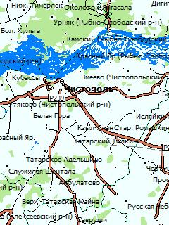 карты russa татарстан: