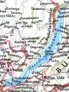 Административная карта россии от national