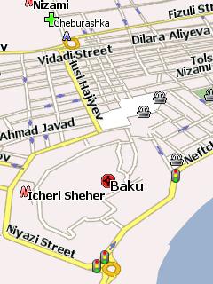 Карта азербайджана для навигатора скачать бесплатно