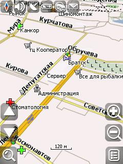 Oziexplorer Карты Иркутская Область