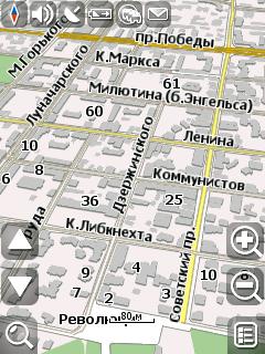 Череповец – карта для Навител (Navitel) скачать бесплатно: http://www.gpsvsem.ru/map.php?id=314