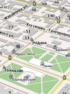 карта читы для навигатора скачать бесплатно - фото 3