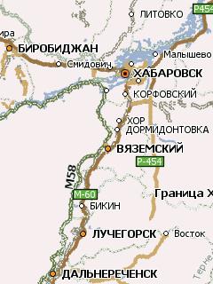 скачать бесплатно карту дальнего востока для навител бесплатно img-1