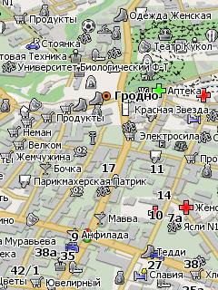 карта для навигатора скачать бесплатно витебск
