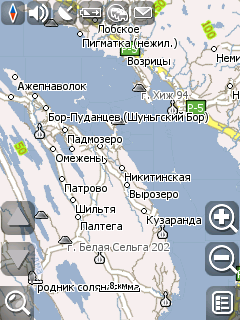 Карелия – карта для Навител (Navitel) скачать бесплатно: http://www.gpsvsem.ru/map.php?id=355