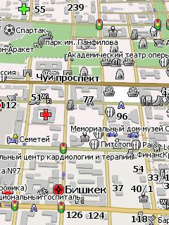 карту киргизии для навител скачать бесплатно - фото 4