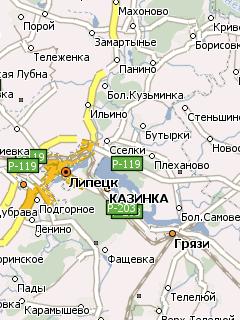 Карта россии для навител навигатор