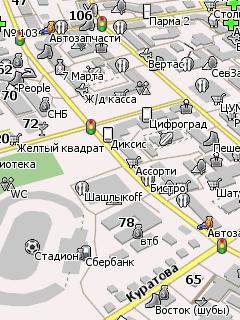 Карты сыктывкара, республики коми, российской федерации.