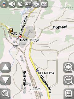 Карта района_новокузнецк