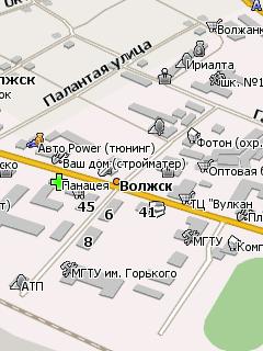 Волжск – карта для Навител (Navitel) скачать бесплатно: http://www.gpsvsem.ru/map.php?id=477
